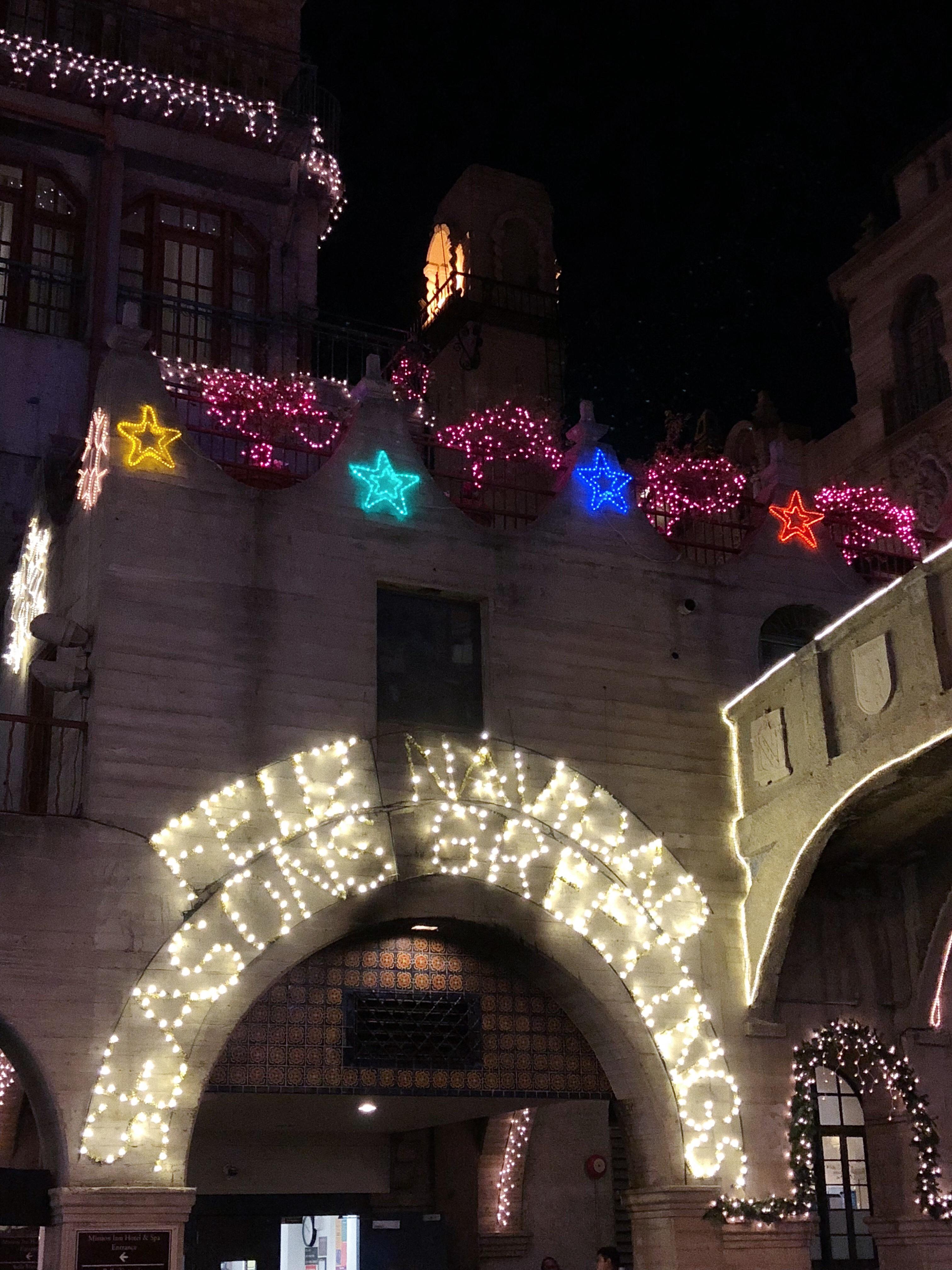 Riverside Festival Lights